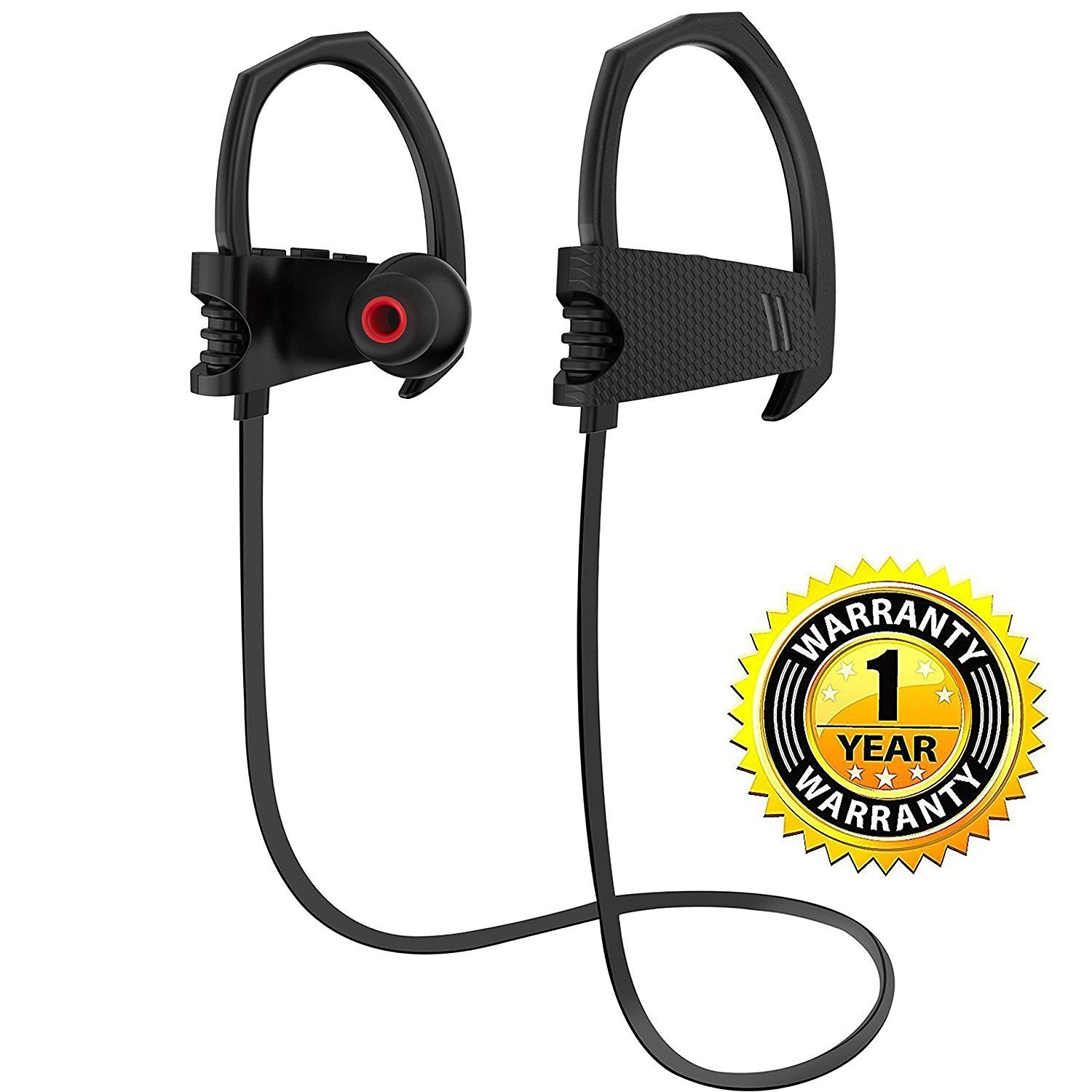 ALZN Wireless Headset V4.1 Heavy Bass Stereo In -Ear Earbuds