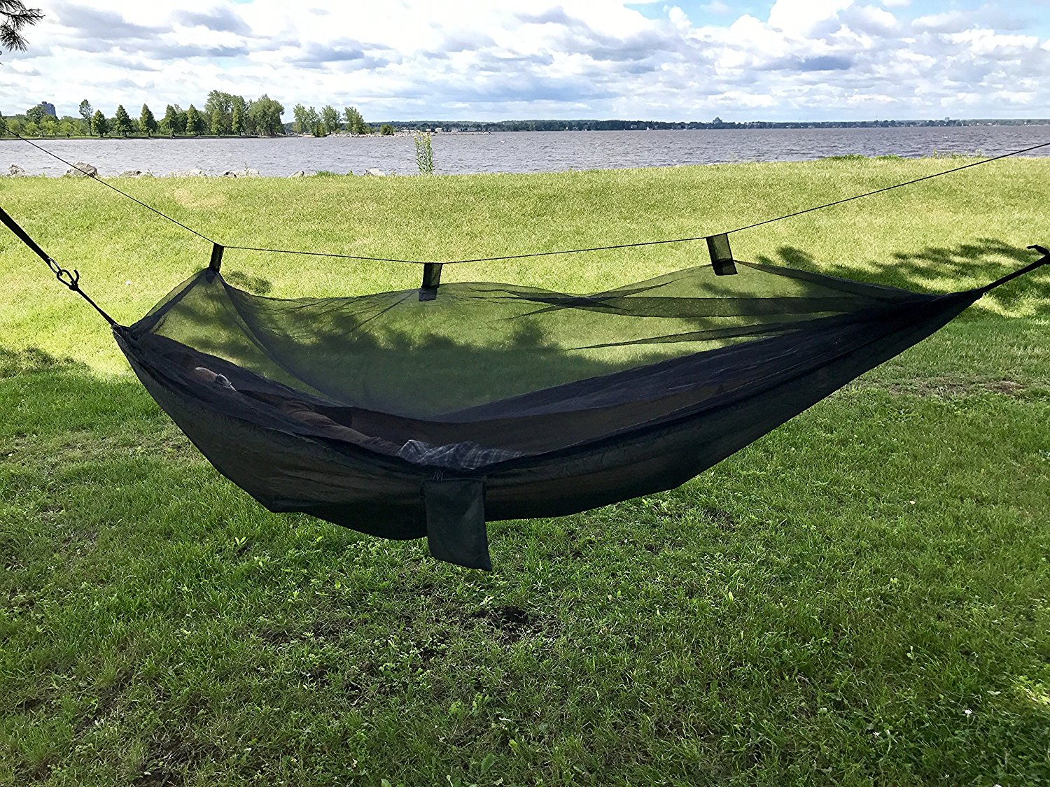 The Night Guardian Best Hammock Tent With Mosquito Nets