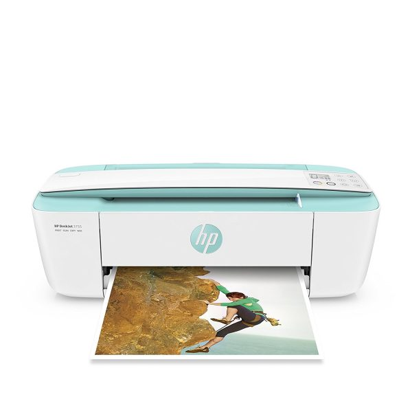 8. HP DeskJet 3755 Compact All-in-One