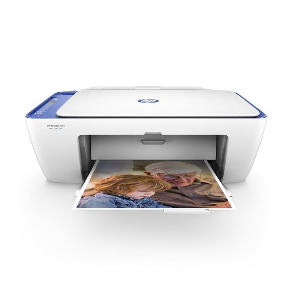 9. HP DeskJet 2655 All-in-One compact printer