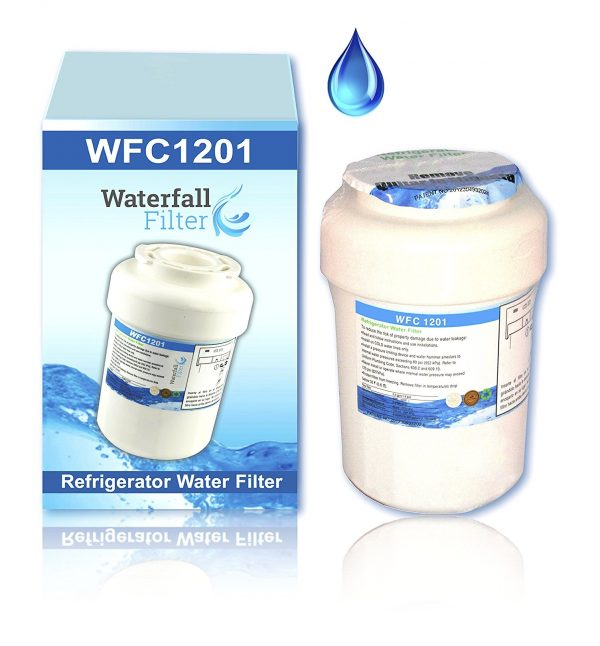 9. GE MWF SmartWater Compatible Water Filter Cartridge - Refrigerator