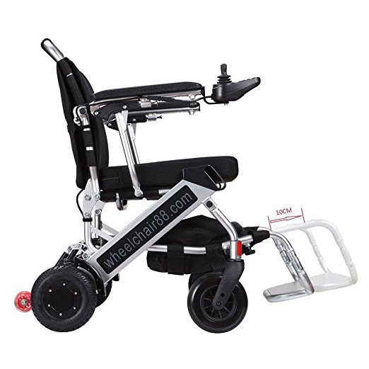 1. Drive Medical Scout Compact Travel Power Scooter