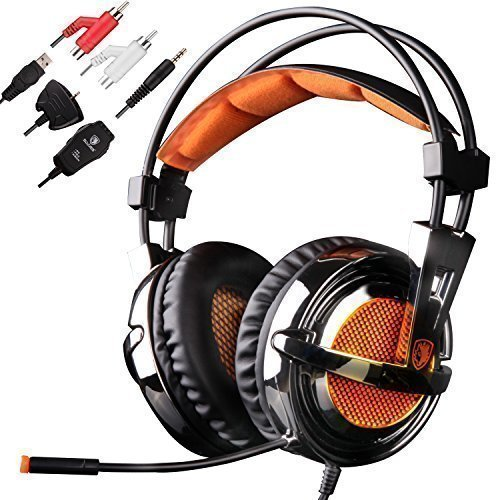 10. SADES 928 Professional Gaming Headphones