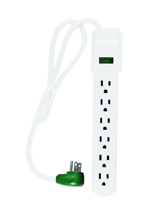 10. GoGreen Power GG-16103MS 6 Outlet Surge Protector