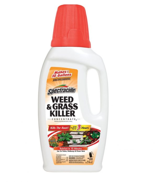 10. Spectracide Weed & Grass Killer