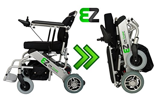3. EZ Lite Cruiser – Standard Model – Power Wheelchair