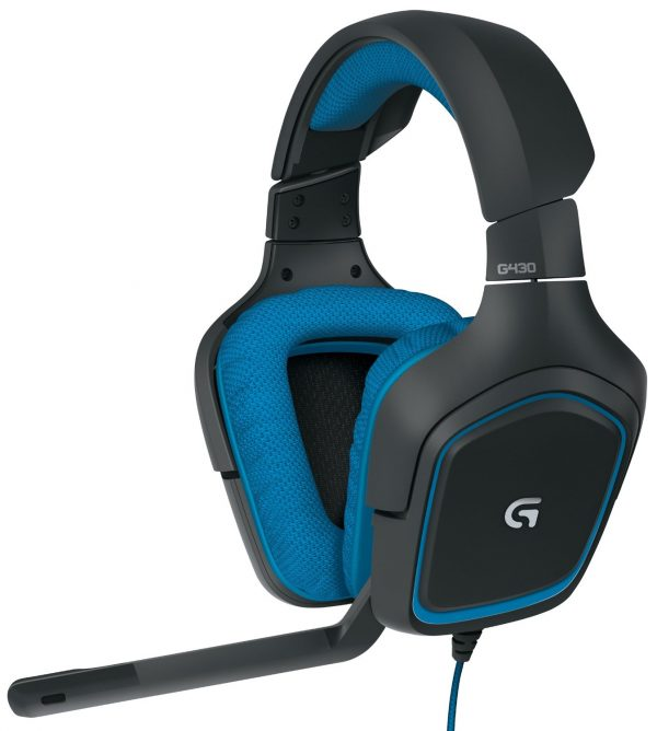 3. Logitech G430 7.1 DTS Headphone