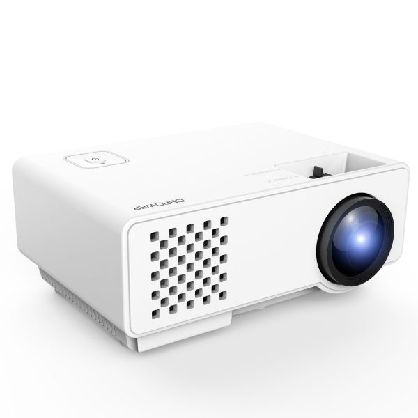 3. DBPOWER RD-810 1200 Lumens- Best LED Portable Projectors