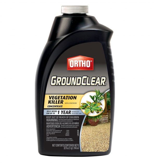 3. Ortho GroundClear Vegetation Killer Concentrate