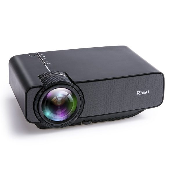 4. RAGU Z400 Video Projector