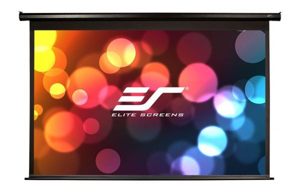 4. Elite Screens Spectrum Drop Down - Best Projector Screens