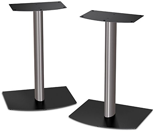 4. Bose FS-1 Bookshelf Speaker Floor Stands