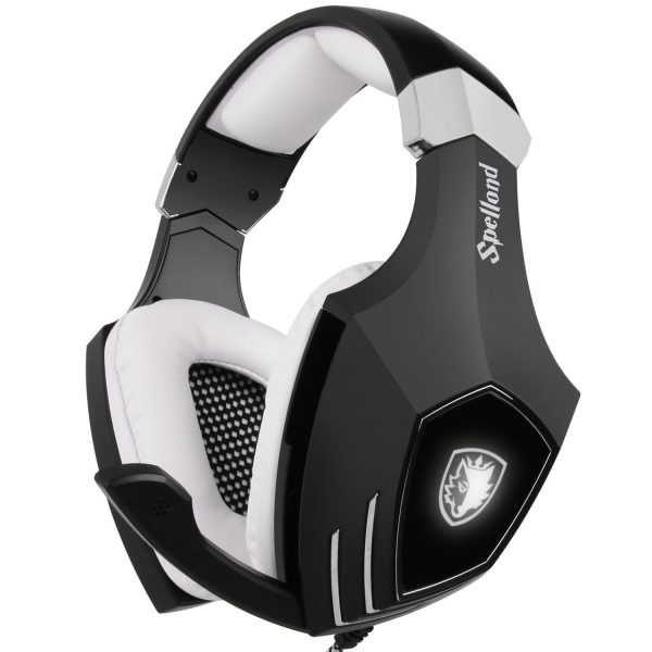 5. USB Gaming Headset-SADES A60/OMG