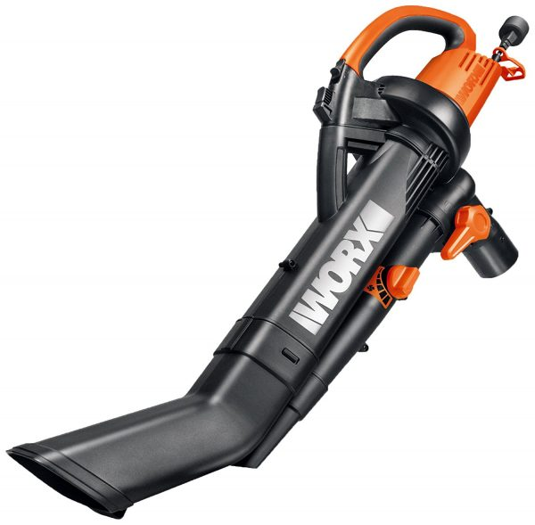 5. WORX WG505 TRIVAC 12 Amp Yard-in-One Blower