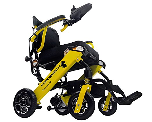 5. Forcemech Power Wheelchair – NEW Voyager R2