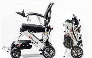 6. Innuovo Electric Wheelchair