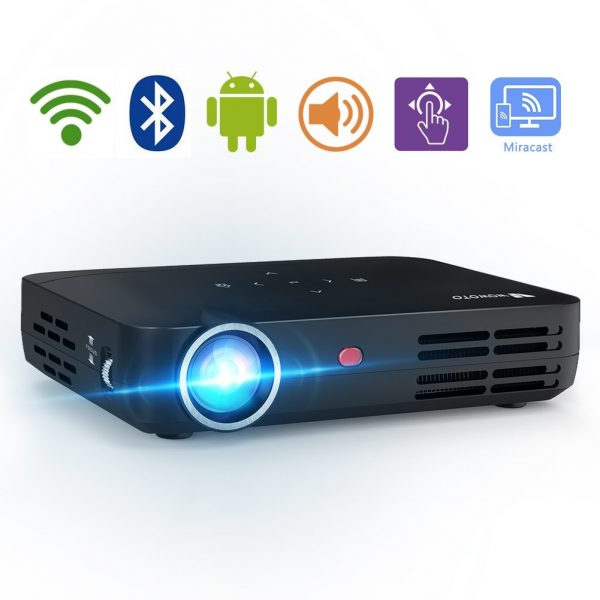 6. WOWOTO H8 Video Projector