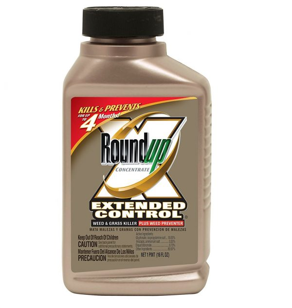 6. Roundup Extended Control Weed and Grass Killer