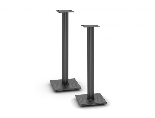 6. Atlantic Speaker Stands for Bookshelf Speakers