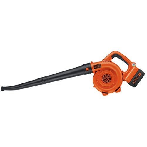 7. BLACK + DECKER LSW36 Cordless Sweeper