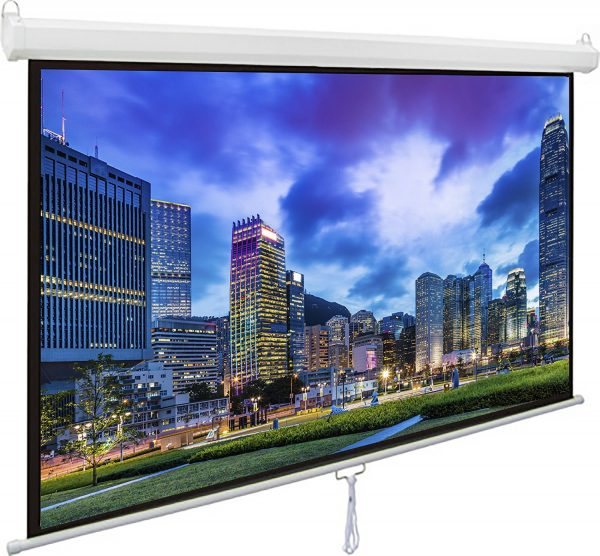 "8. VIVO 100"" Projector Screen"
