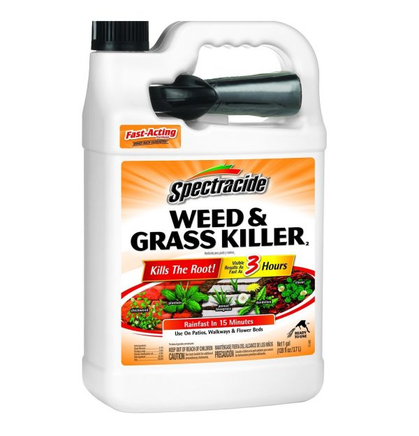 8. Spectracide Weed & Grass Killer2