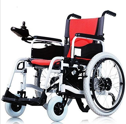 9. Lightweight Electric Wheelchair