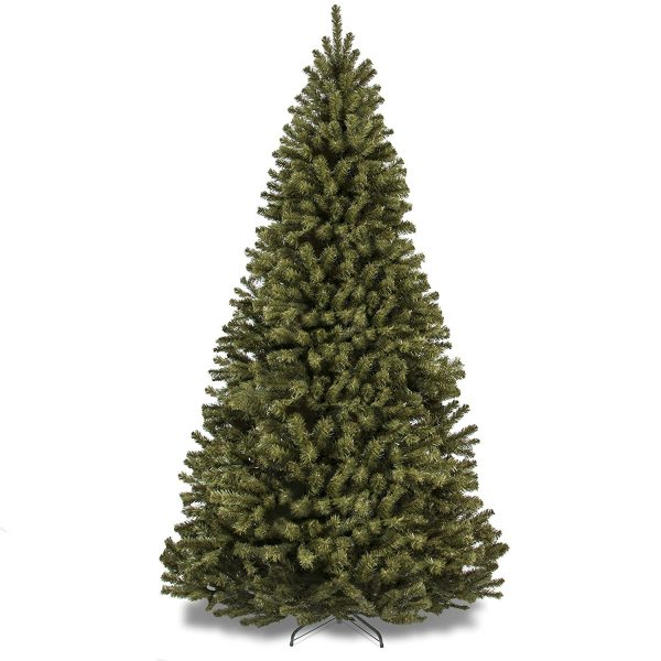 1. Best Choice Products Premium Spruce Hinged Artificial Christmas Tree
