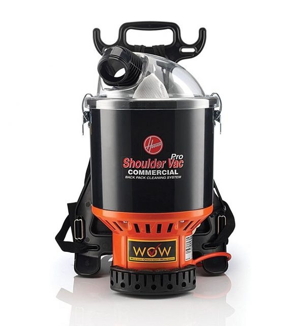 1. Hoover Commercial Vacuum Cleaner