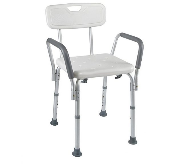 3. Medical Tool-free Spa Shower Lift Chair