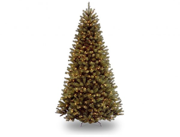 3. National Tree 9-Foot Artificial Christmas Tree