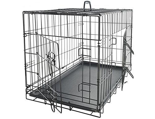3. OxGord Paws & Pals Dog Crate
