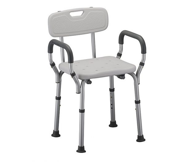4. NOVA Medical Products Deluxe Bath Seat
