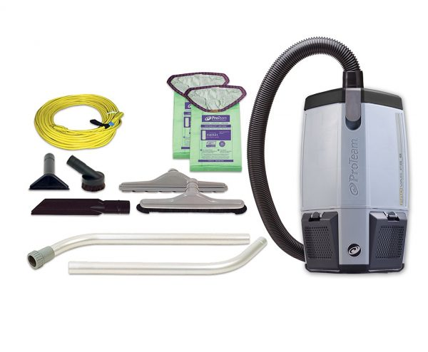 4. Pro Team Backpack Vacuums, Pro Vac FS 6