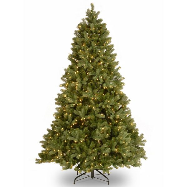 5. National Tree Company 6.5 Ft Artificial Christmas Tree