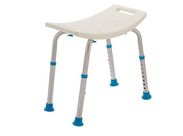 6. AquaSense Adjustable Bath and Shower Chair