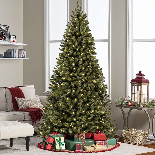 6. Best Choice Products Premium Artificial Christmas Tree