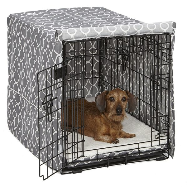 6. MidWest Wire Dog Crate