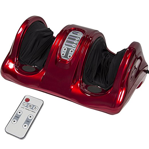 7. Best Choice Products Shiatsu Foot Massager
