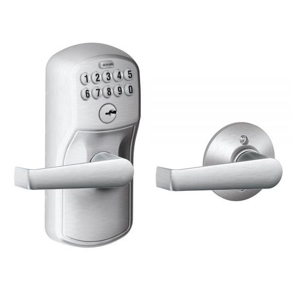 7. Schlage Plymouth Keypad