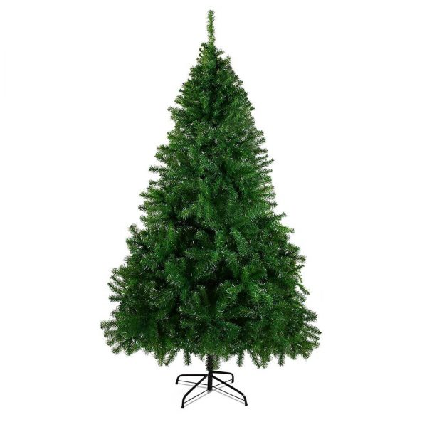7. CHEERSON Artificial Christmas Pin Tree