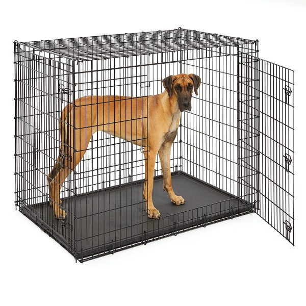 Top 10 best dog crates in 2018 review buying guide for Double door with dog door