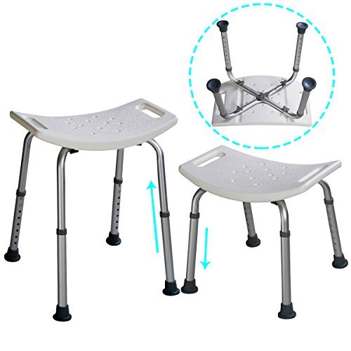 8. Super Buy Shower Chair