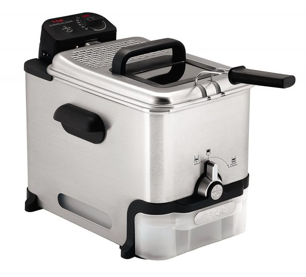 1. T-fal FR8000 Deep Fryer