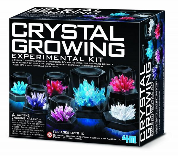 1. 4M Crystal Growing Experiment