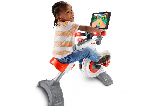 10. Fisher-Price Think & Learn Smart Cycle