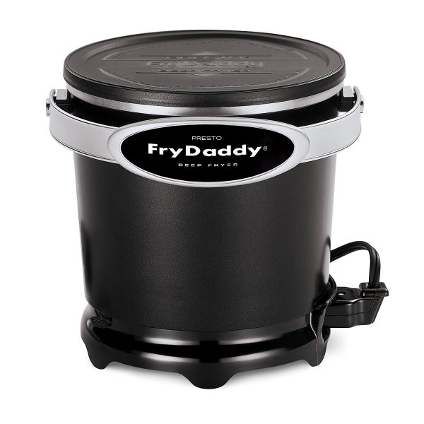 2. Presto 05420 FryDaddy Electric Deep Fryer