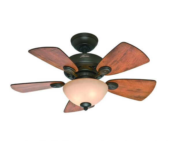 "4. Hunter Fan Company 52090 Watson 34"" Ceiling Fan"