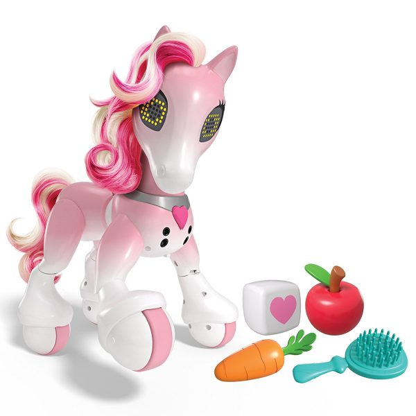 5. Zoomer - Show Pony with Lights, Sounds and Interactive Movement