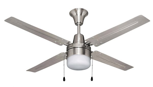 6. Litex E-UB48BC4C1 Ceiling Fan